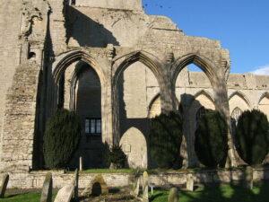 Crowland Abbey 14