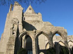 Crowland Abbey 15