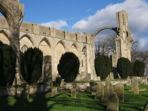 Crowland Abbey 16