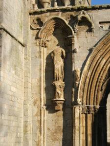 Crowland Abbey 19