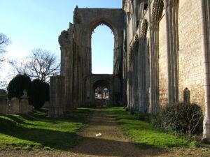 Crowland Abbey 22