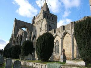 Crowland Abbey 5