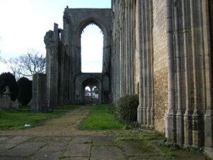 Crowland Abbey 8