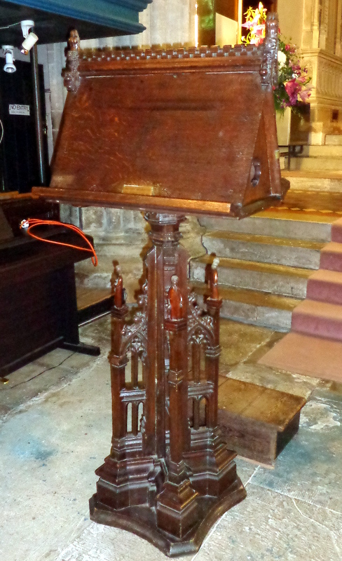 Double Lectern